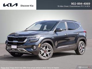 New 2022 Kia Seltos SX Turbo w/Black Interior for sale in Charlottetown, PE