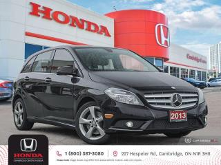 Used 2013 Mercedes-Benz B-Class Sports Tourer for sale in Cambridge, ON