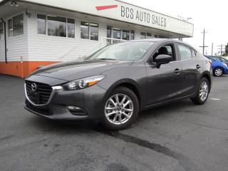 Used 2018 Mazda MAZDA3 GS for sale in Vancouver, BC