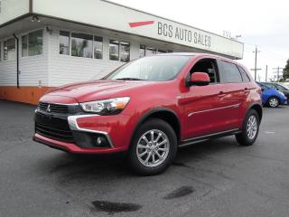 Used 2017 Mitsubishi RVR AWD for sale in Vancouver, BC