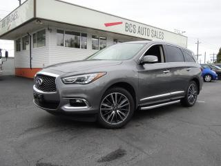 Used 2017 Infiniti Q60 QX60 for sale in Vancouver, BC