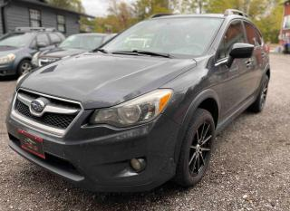 Used 2015 Subaru XV Crosstrek 2.0 Limited for sale in Tiny, ON