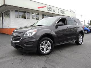 Used 2016 Chevrolet Equinox LS for sale in Vancouver, BC