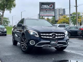 Used 2018 Mercedes-Benz GLA GLA250 4MATIC | Panoramic Roof | Navigation | Park for sale in Ottawa, ON