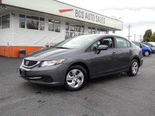 Used 2015 Honda Civic for sale in Vancouver, BC
