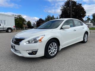 Used 2015 Nissan Altima for sale in Goderich, ON