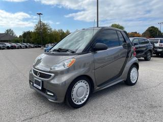 Used 2013 Smart fortwo for sale in Goderich, ON