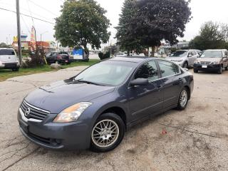 Used 2008 Nissan Altima **CERTIFIED**3 YEAR WARRANTY** for sale in Kitchener, ON