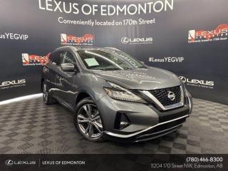 Used 2019 Nissan Murano PLATINUM  CVT for sale in Edmonton, AB