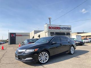 Used 2015 Acura RLX - P-AWS - NAVI - SUNROOF - LEATHER - REVERSE CAM for sale in Oakville, ON