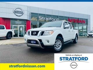 Used 2014 Nissan Frontier SV for sale in Stratford, ON