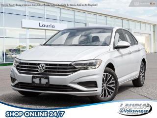New 2021 Volkswagen Jetta 1.4 TSI Highline Auto for sale in PORT HOPE, ON