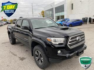 Used 2016 Toyota Tacoma SR5 | CLEAN CARFAX | ALLOYS | CLOTH INTERIOR | POWER WINDOWS AND LOCKS | KEYLESS ENTRY | for sale in Barrie, ON