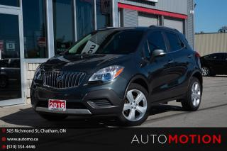 Used 2016 Buick Encore for sale in Chatham, ON
