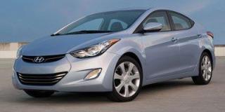 Used 2013 Hyundai Elantra GL w/ 6 SPEED for sale in Calgary, AB