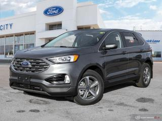 New 2021 Ford Edge SEL for sale in Winnipeg, MB