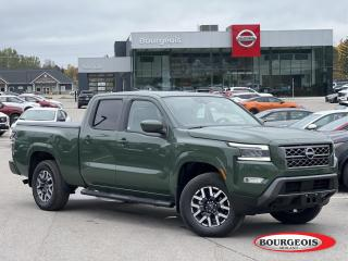 New 2022 Nissan Frontier SV for sale in Midland, ON