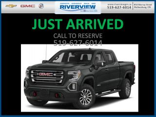 New 2021 GMC Sierra 1500 AT4 for sale in Wallaceburg, ON