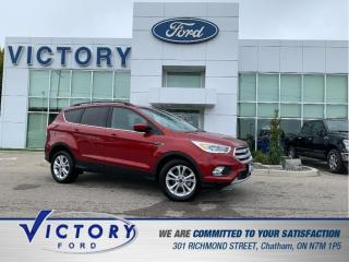 Used 2019 Ford Escape SEL | NAV | ADAPTIVE CRUISE | HEATED SEATS for sale in Chatham, ON