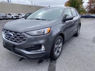 New 2021 Ford Edge SEL AWD for sale in Cornwall, ON