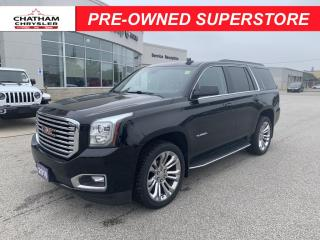 Used 2016 GMC Yukon SLT for sale in Chatham, ON