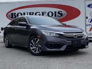 Used 2018 Honda Civic *BACKUP CAMERA, HEATED SEATS* for sale in Midland, ON