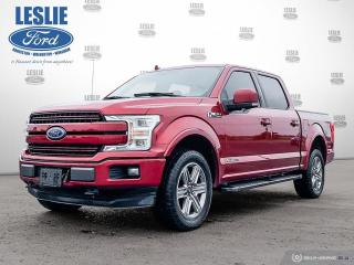 Used 2018 Ford F-150 Lariat for sale in Harriston, ON