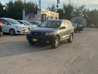 Used 2009 Hyundai Santa Fe GL for sale in Kitchener, ON