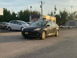 Used 2012 Ford Focus Titanium for sale in Kitchener, ON