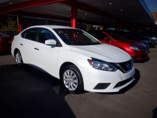 Used 2017 Nissan Sentra SV for sale in Saint John, NB