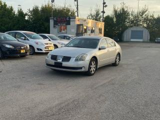 Used 2004 Nissan Maxima SE for sale in Kitchener, ON