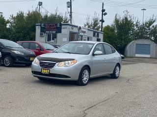 Used 2007 Hyundai Elantra GL for sale in Kitchener, ON