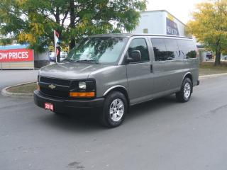 Used 2010 Chevrolet Express LS  8 PASSENGER     ALL WHEEL DRIVE for sale in York, ON