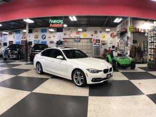 Used 2018 BMW 3 Series 328d xDrive AUTO DIESEL LEATHER NAVI SUNROOF 85K for sale in North York, ON