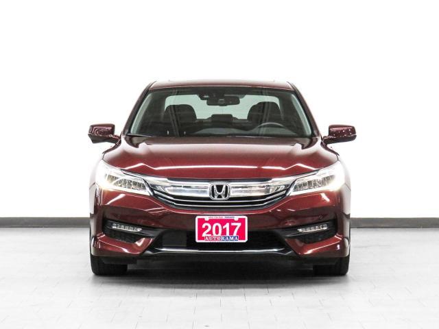 2017 Honda Accord Touring Navi Leather SunRoof BackUp Heated Seats