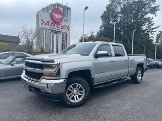 Used 2018 Chevrolet Silverado 1500 1LT for sale in Cambridge, ON