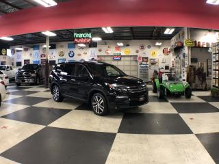 Used 2018 Honda Pilot TOURING AWD LEATHER 7PASS NAVI SUNROOF DVD CAMERA for sale in North York, ON