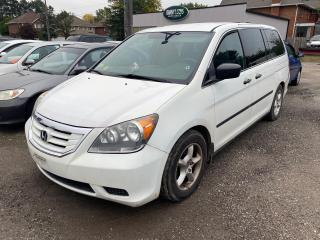 Used 2008 Honda Odyssey DX for sale in Mississauga, ON