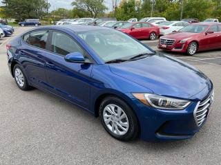 Used 2017 Hyundai Elantra LE ** HTD SEATS, BLUETOOTH , A/C ** for sale in St Catharines, ON