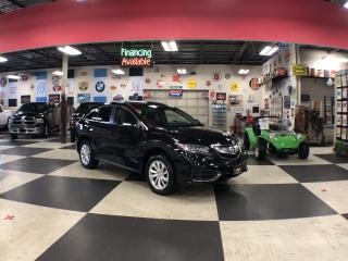 Used 2016 Acura RDX V6 TECH PKG AWD LEATHER NAVI SUNROOF CAMERA for sale in North York, ON