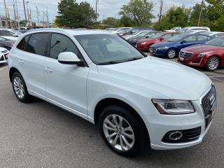 Used 2014 Audi Q5 3.0L TDI Technik ** AWD, NAV, LANE WARN ** for sale in St Catharines, ON