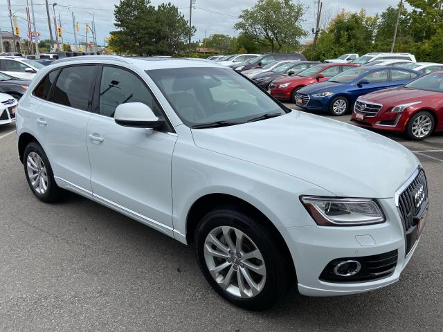 2014 Audi Q5 3.0L TDI Technik ** AWD, NAV, LANE WARN **