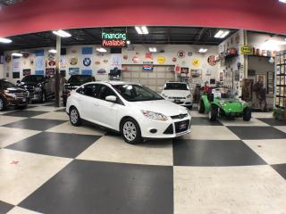 Used 2014 Ford Focus SE AUT0MATIC A/C CRUISE CONTROL H/SEATED 124K for sale in North York, ON