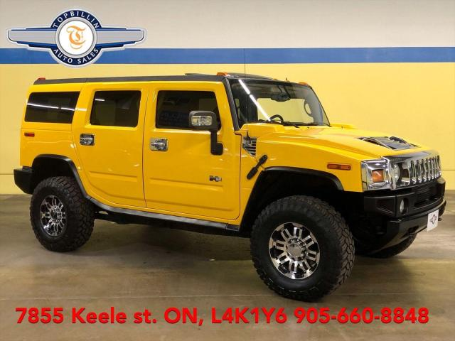 2007 Hummer H2 Extra Clean, 179K km, 2 Years Warranty