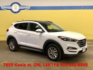 Used 2017 Hyundai Tucson SE 2.0L AWD, Blind Spot, Pano Roof, Leather for sale in Vaughan, ON