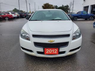 Used 2012 Chevrolet Malibu LS for sale in Alliston, ON