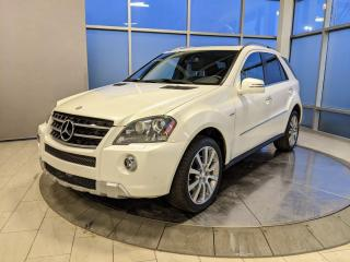 Used 2011 Mercedes-Benz ML-Class ML 550 for sale in Edmonton, AB