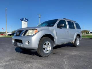Used 2008 Nissan Pathfinder S for sale in Harriston, ON