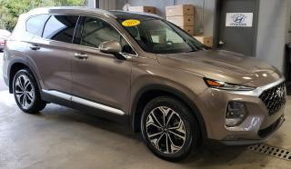 Used 2019 Hyundai Santa Fe Ultimate for sale in Port Hawkesbury, NS