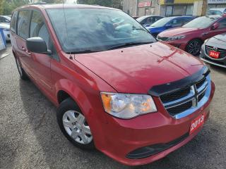 Used 2013 Dodge Grand Caravan SXT/7PASS/CABTIN SEATS/CLEAN CAR FAX for sale in Scarborough, ON